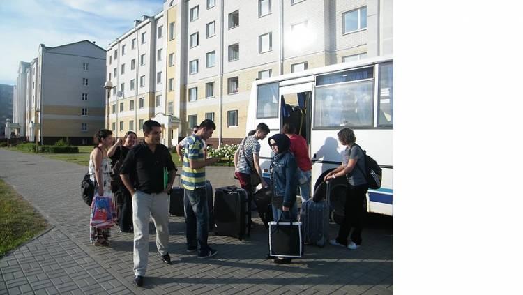 Resim galeri, Beyaz Rusya Rusça kursu,  Minsk Havalimanı,Baranovichi, transfer